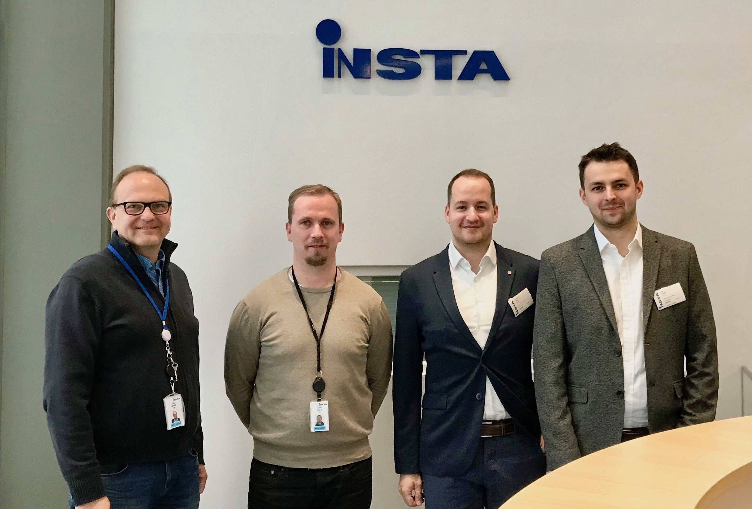 Insta Response collaborates with GINA Software for first responder solution