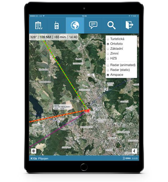 v aplikaci připojení k letujak dát dívce vědět, že se s ní chceš spojit
